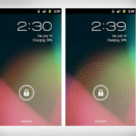 Jelly Bean Lock Screen, Download Now!
