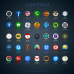 15 Amazing Android Icon Packs