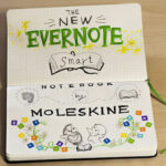 GIVEAWAY: Moleskine Evernote Notebook + 3 Months Premium