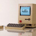 The First Apple Mac, Created With Lego