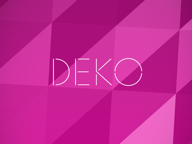 DEKO Wallpaper App iOS