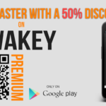 Easter Discount: 50% Off Wakey