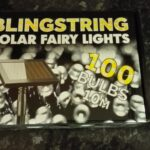 Blingstring Solar Fairy Lights