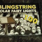 Blingstring Solar Fairy Lights