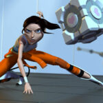 Animated Portal Film Is A Work In Progress