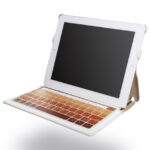 SKINNY Keyboard Case for iPad 2
