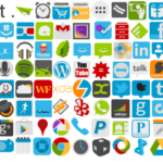 Android: Flat Icons by Mitch S