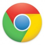 First Image of Chrome on Windows 8