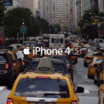 iPhone 4S 'Busy Day', Starring Martin Scorsese