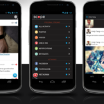 Scope for Android, Social Networking at it's Best