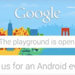 Android Event Set For October 29th