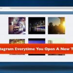 Chrome: Instatabs, View Instagram In New Tab Window