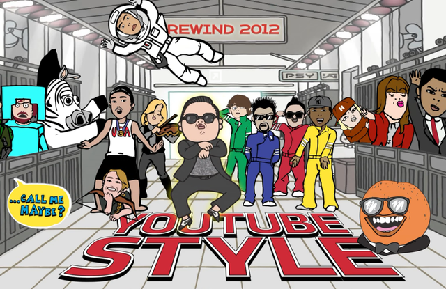 youtube rewind video