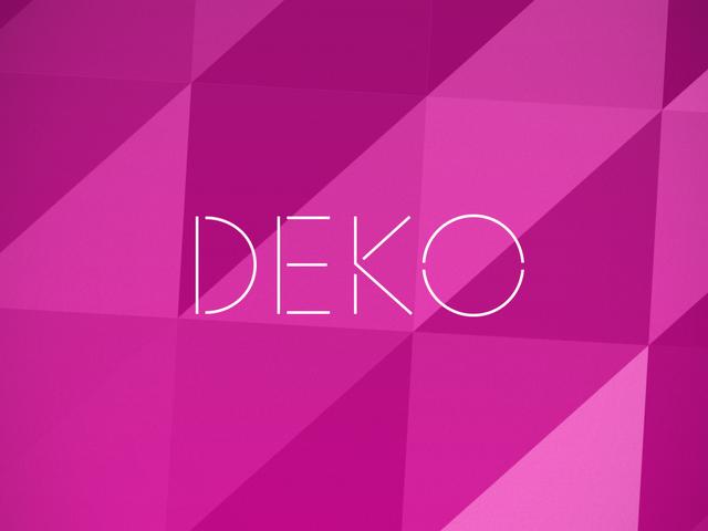 DEKO Wallpaper App iOS