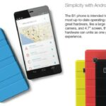 B1 Phone Concept Embraces Rectangular Design
