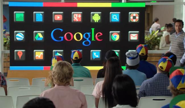 the internship google
