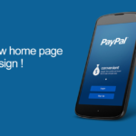 Simple Paypal Android App Concept